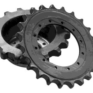 Track World Supplies Sprockets for many brands of excavator