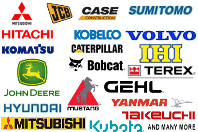 We support more than 350 brands of machine with well over 5300 models, for rubber tracks and pads, agriculture tracks, steel tracks and much more.