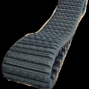 Track World supplies Rubber Skid Steer Loader tracks